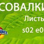 """Декоративная штукатурка """"Листья"""""""